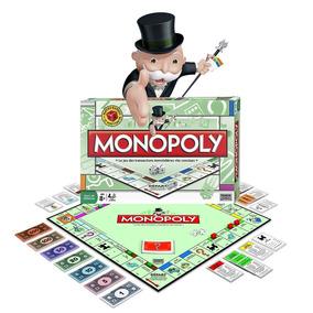 Monopoly Clasico Original Rosario