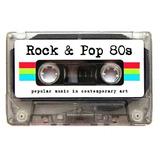 Audio Cassettes Mezclados Rock Pop 80s En Inglés Mixtapes
