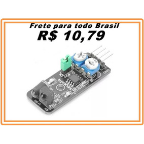 Módulo Sensor Ir Infravermelho De Obstáculo - Arduino
