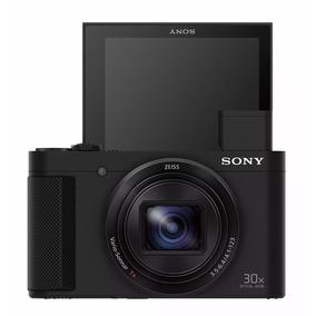 Camera Semi Profissional Sony Dsc Hx-80 18.2 Mp F. Hd Wi-fi