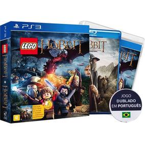 Lego The Hobbit: Edição Especial - Português - [ps3] Lacrado