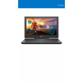 Dell Gaming I7 7700hq/16gb Memória Ram/vga Gtx1060ti 6gb