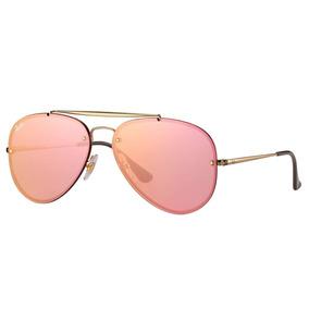 4f50000fd563c Óculos De Sol Ray-ban Rb3584 9052 e4 61 Blaze Aviador