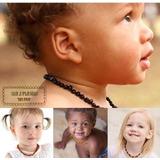 Collar De Ámbar Báltico Para La Dentición Baby Ámbar Uruguay