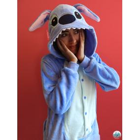 Kigurumi Stitch Pijamas Mamelucos Para Adultos Kawaii