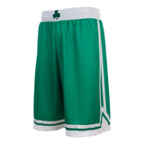 Short Basquet Boston Celtics Lic Oficial Nba Basket Pantalon
