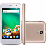 Smartphone Multilaser 8gb Dualchip Android 7.0 Ms454g P9063