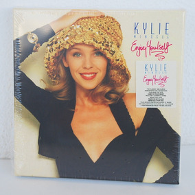 Enjoy Yourself Kylie Minogue Uk Ltd Edition Box Lp Cd