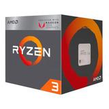 Micro Procesador Amd Ryzen 3 2200g 3.7ghz Am4 Rx Vega Mexx1