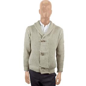 Cardigan Chaleco Beige Marca Potros - Chalecos Hombre en Mercado ... aa3b5b0c081c