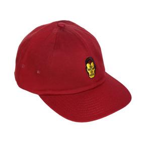 Gorra Snapback Vans Roja Marvel Ironman