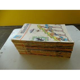 Tintin 8º Ano Nºs 1 A 52! Mai 1975-mai 1976! Em Português!