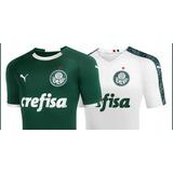 7aa1b4271c Camisa Futebol Do Palmeiras Duas No Valor De Uma Promoção