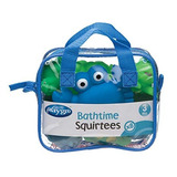 Juguete De Baño Para Bebe Bathtime Squirtes Playgro