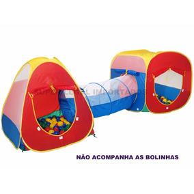 Barracas Infantil - Brinquedos e Hobbies no Mercado Livre Brasil 490a59c3931