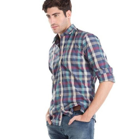 Camisa Laurent Hombre Tannery