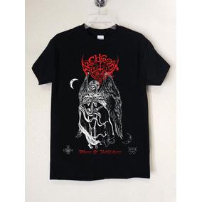 Polera Archgoat Whore Of Bet Death Black Thrash Heavy Metal 83ca7588be676