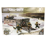 Call Of Duty Invasion En La Playa 386 Pzs Mega Construx