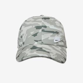 Boné Nike Aba Curva Heritage 86 Camuflado - 942212-335 6d29ddc7d7d