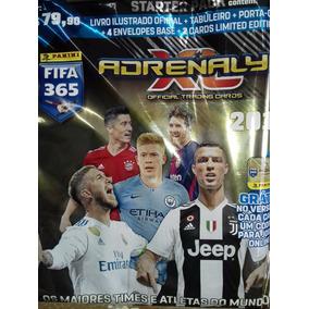 Starter Pack Adrenalyn Xl Fifa 365 - 2019
