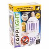 Foco Contra Mosquitos Incluye Luz Led Blanca 15 Watts