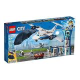 Lego City Policía Aérea: Base De Operaciones 60210