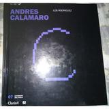 Andrés Calamaro Leyenda Del Rock Libro Cd // Disquería Juku