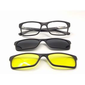 Oculos Forte Firme Com 2 Encaixes Solar E Noturno Smart 952 8ee596d3d0
