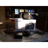 Nueva Cámara Canon 7d Mk Ii Cámara Mint 6700 Obturador Dslr