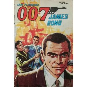 Revista / Comics - James Bond (007) - Edi. Zing Zang (1969)