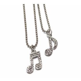 d2221253de3e Collar Nota Musical Musica Violin Moda Accesorios Look Mujer
