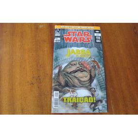 Gibi Ediouro / Star Wars 12 / Jabba O Hutt Traiçao / Saga
