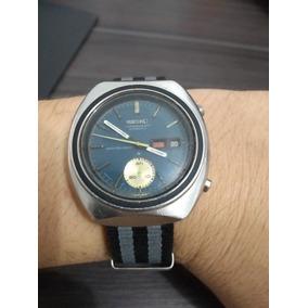 96cb255b96f Relógio Seiko 6139-8002 - Cronógrafo Automático - Março 1971