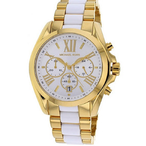 Relógio Michael Kors Mk 5743 Dourado - Relógios De Pulso no Mercado ... cc9ae35a53