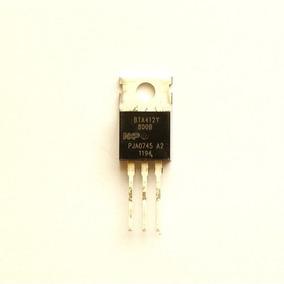 Transistor Tiristor Triac Bta412y Bta412y Retirado D Placa