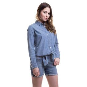 815604bb4e97f Camisa Levis Liza Tie Feminino 100% Original 245