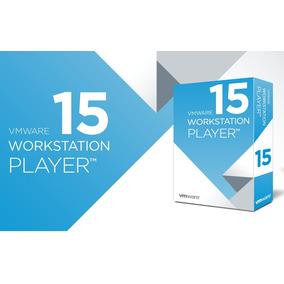 Vmware Workstation 15 Player (novo) + Licença Original