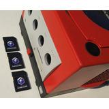 Game Cube + 170 Juegos Gc (incluye F Zero Ax) Gamecube