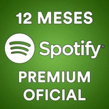 Cartão Presente Spotify Premium 1 Ano - Envio Na Hora