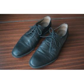 Zapatos Zara De Vestir De Hombre En Cuerina Talle 41
