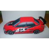Maqueta Auto Mitsubishi Lancer Evolution Para Armar En Papel
