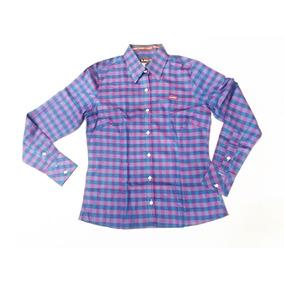72f67d81b8 Camisa Manga Longa Feminino Violeta em Minas Gerais no Mercado Livre ...
