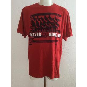 Playera T Shirt Selección Estados Unidos Never Give Up Nike