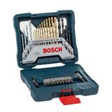 Juego Set Kit Mechas Puntas Bosch 30 Pzas En Caja Ctas S/int
