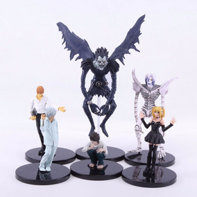 Kit Figure Death Note L N Riuk Anime Misa