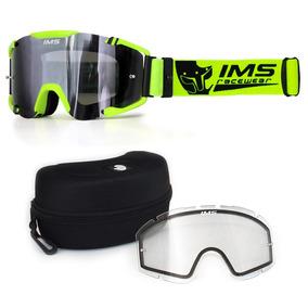 83189f68ec309 Oculos Ims Espelhado - Acessórios de Motos no Mercado Livre Brasil