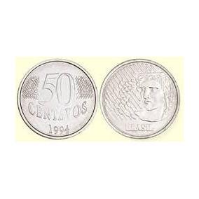 Moeda De R$0,50 1994