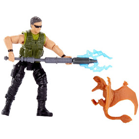 Brinquedo Bonecos Jurassic World Vários Modelos Mattel Fmm00