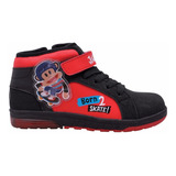 Zapatillas Con Luces Julius Jr Originales Footy Mundo Manias