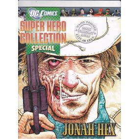 Fascículo Dc Comics Super Hero Collection Special Jonah Hex